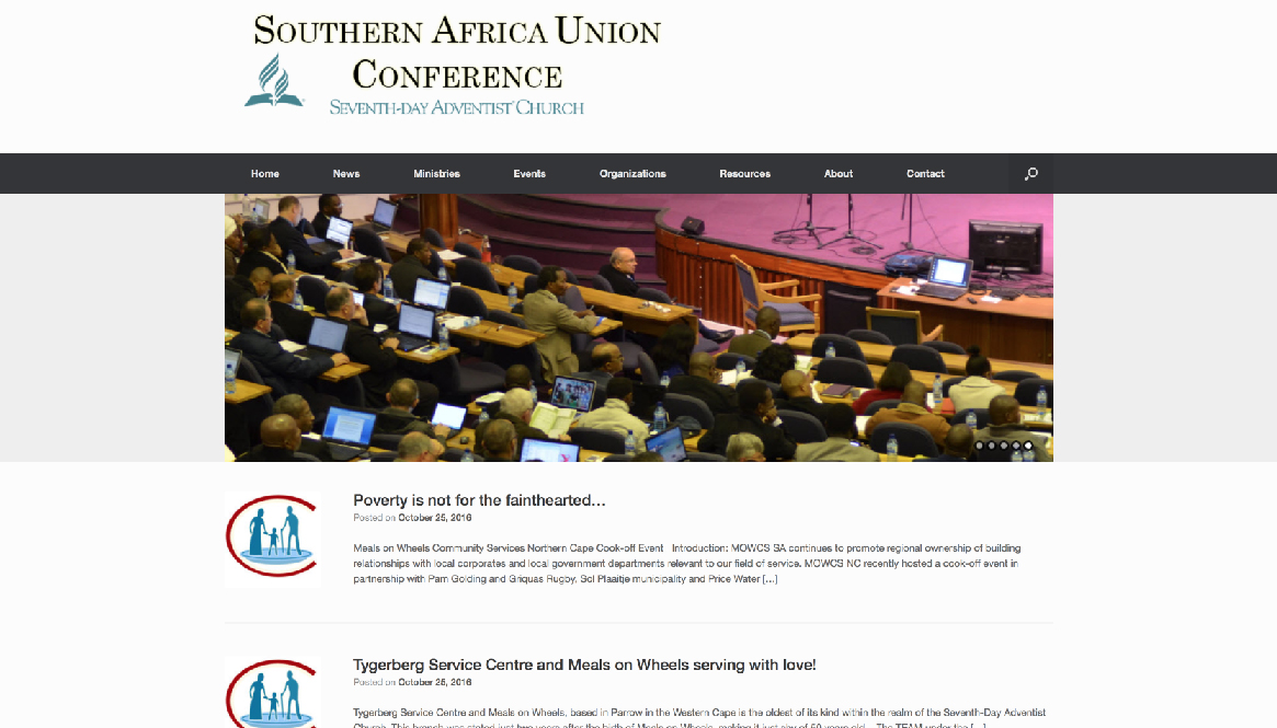Southern Africa Union Conference